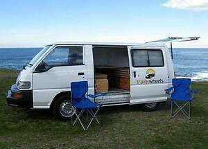 Mitsubishi Express 2 Person Campervan - Sydney  Woolloomooloo Inner Sydney Preview