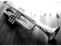 TRUMPET/CORNET and VOCALIST REQ