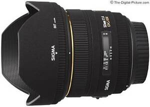 Sigma 50mm F1.4 EX DG HSM - Great Condition for Nikon Sydney City Inner Sydney Preview