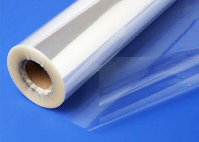 24 X 100 Feet Centerfold Clear Shrink Wrap Film Roll
