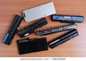 Wanted - old laptop batteries