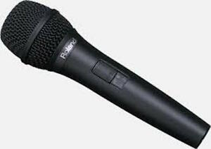 Roland DR-30 Dynamic Microphone (Like new)