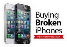 buying iPhone 6 and up any condition Newcastle West Newcastle Area Preview