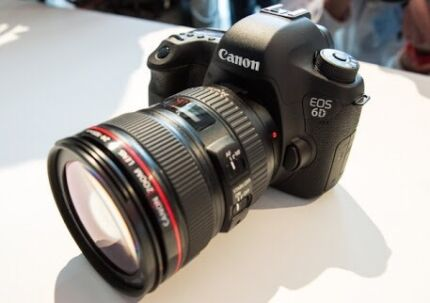 Wanted Canon 6D and 5D mark iii , Lens L series Cabramatta Fairfield Area Preview