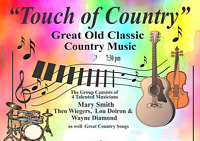 Mary Smith & Touch of Country @ Milton Community Hall