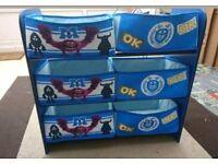 Monster's University Toy Storage