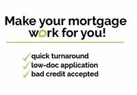PRIVATE FIRST MORTGAGE & SECOND MORTGAGE - APPROVED IN MINUTES!