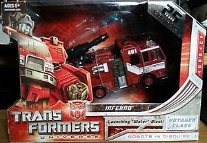 Unopened Transformers