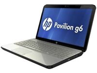 Carbon HP G6 i5 15.6'' screen 2.4 Ghz 6GB Ram, 700 GB HDD great battery life