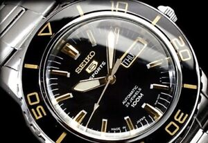 - Seiko 5 Sports SNZH55J1 Automatic (Made In Japan Version)