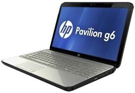 HP G6 i5 15.6'' screen 2.4 Ghz 6GB Ram, 700 GB HDD very good battery life!!