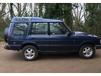Land Rover Discovery 1 3.9 V8 with LPG conversion dual fuel