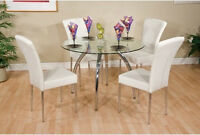 5pcs Dining Set $339.00 Lowest Prices Guaranteed