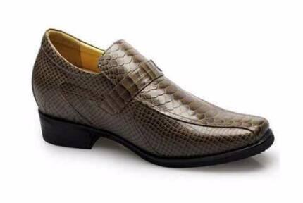 Men's Taller Height Dress Shoes- Copland (Euro 41/ 8.5 US/ 7 AUS)
