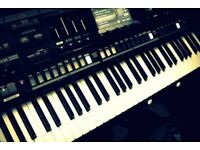 Keyboard player available for dep gigs