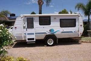 2004 Jayco pop top Offroad caravan Risdon Park Port Pirie City Preview