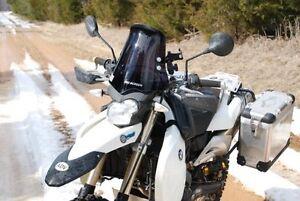 windscreen bmw g650 x challenge