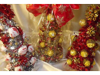 Chocolate Bouquet,Christmas Tree/Wreath,Perfect Gift,Ferrero Rocher/Raffaello/ Lindt LindorHandmade