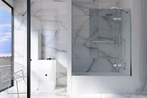 """Glass Tub/Shower Door """"NEW/UNOPENED IN BOX"""""""