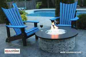 Amazing Granite Fire pits! West Island Greater Montréal image 2