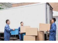 MAN AND VAN (HOUSE REMOVALS)(HELPER-PORTER)(OFFICE REMOVALS (PACKING SERVICE (CALL 24/7