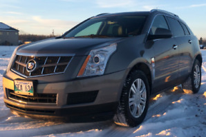 2012 Cadillac SRX 4 Luxury Collection AWD Original Owner NO GST
