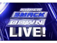 WWE SMACKDOWN LIVE - 2 Tickets £100 per ticket
