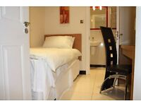 Modern room to rent with en-suite in Baker Street