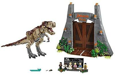 LEGO Jurassic World Jurassic Park: T. rex Rampage 75936 NEW NO BOX