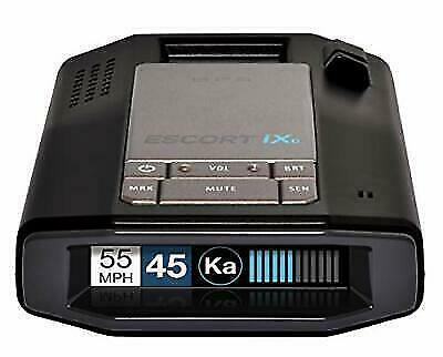 Escort IXC Laser Radar Detector - Extended Range WiFi Connected Car Compatibl...