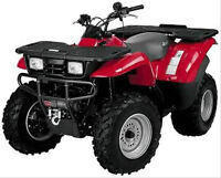 Warn ATV Winch Mounting System Yamaha Grizzly(WRN76192)
