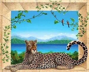 Dina Appel -The Leopard