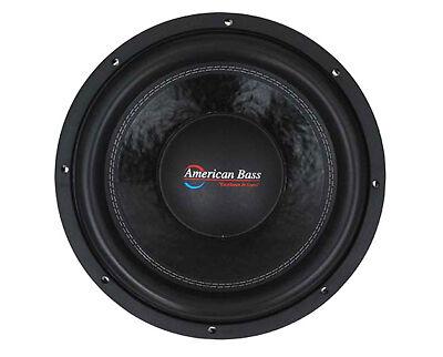 American Bass XFL1022 10