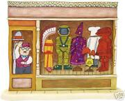 Robert Harrop Mr Benn