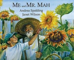 Me and MR Mah, PB By Spalding, Andrea -Paperback