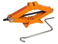 1.5 tonne Scissor Jack - screw drive