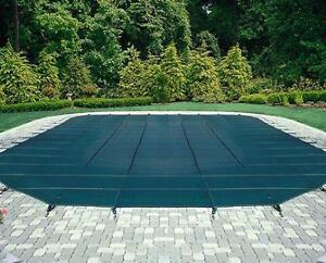 Safety Covers and Winter Covers for Swimming Pools