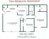 *Wanted* 2 bdrm apartment/house/trailer