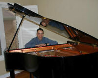 Richmond Hill in-home lessons piano French English music theory