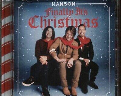 HANSON - FINALLY IT'S CHRISTMAS - CD ()