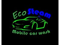 CAR STEAM ,WASCH AND VALETING