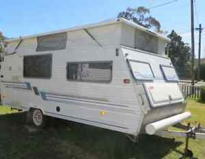 1996 Coromal SEKA 475 Pop Top Berowra Heights Hornsby Area Preview