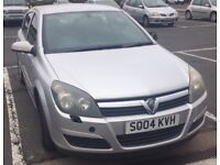 LOW Mileage Astra 1.6 with LONG MOT