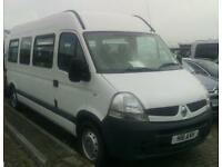 Renault MASTER LM39 DCI 100 Wheelchair Accessible Vehicle (WAV) DISABLED