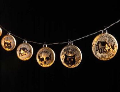 Halloween LED Garland