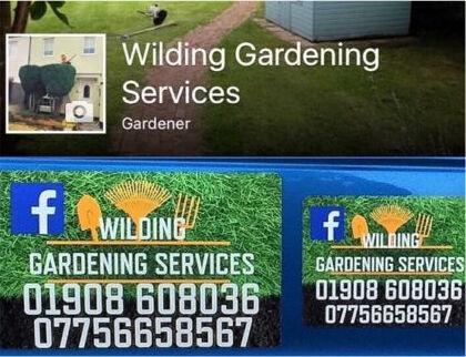 WILDING GARDENING SERVICES