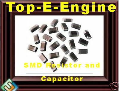 0805 Smd 50 Value Resistor32 Value Smd Capacitor -u63