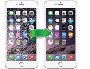 Réparer votre vitre iPhone pour une fraction du prix.