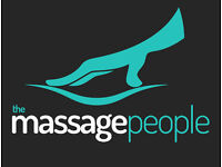 Full/Part Time Mobile Massage Therapist London. Superb Benefits. £800 p/w Earning Potential