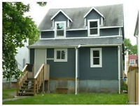 Clean Two Bedroom Duplex unit on Manitoba Ave, $675 + Utilities